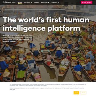 Streetbees -- Human Intelligence Platform - Streetbees