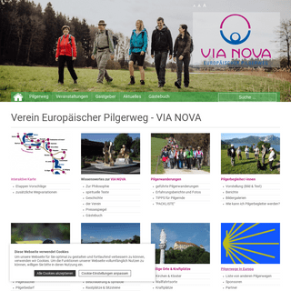 Verein Europäischer Pilgerweg - VIA NOVA