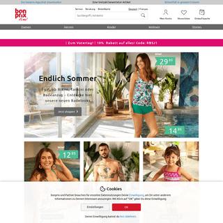 Mode, Schuhe und Möbel online bestellen - bonprix.ch