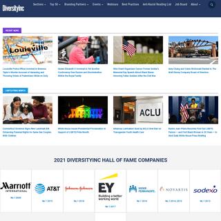Diversity Management News and Updates - DiversityInc
