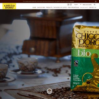 Caffè Chicco d`Oro - Espresso italiano di qualità svizzera