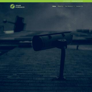 Triage Forensics - Australia's Leading Digital Investigation Business