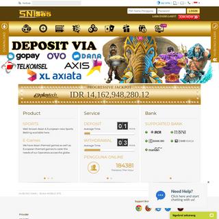 Sni365 - Situs judi slot casino online terpercaya