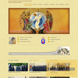 ORTHODOX - Strona Prawosławia w Polsce