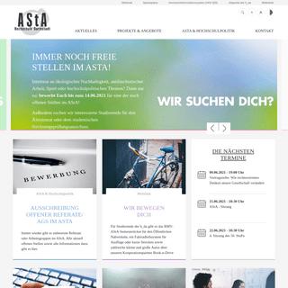 Start - AStA Hochschule Darmstadt