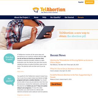 Home - Telabortion