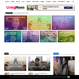 Living Hours- Online Lifestyle Magazine to Help You In Every Area of Life