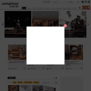 Campinas.com.br – Portal de cultura e turismo de Campinas e região, com dicas de lazer, teatro, shows, passeios, gastronomia,