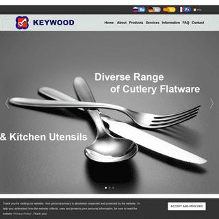 Keywood - Cutlery, Knife, Tableware, Flatware and Kitchen Tools