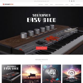 Soundiron Virtual Instruments