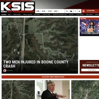 KSIS Radio 1050 AM - Sedalia`s News Leader