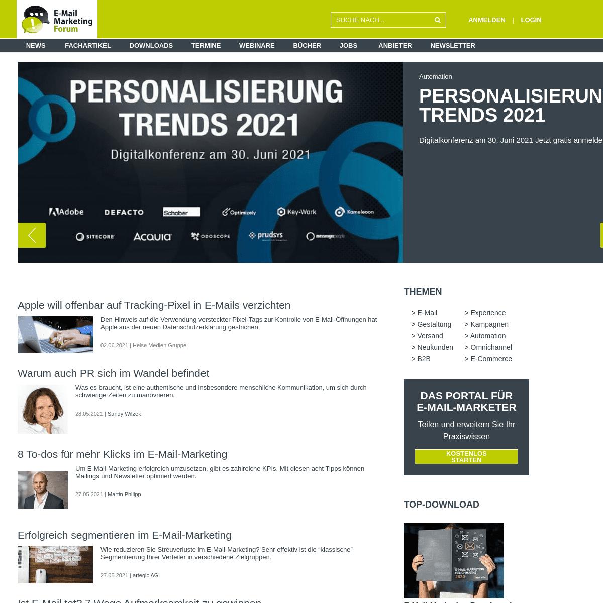 Email-Marketing-Forum