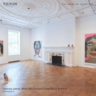 Home - Jack Tilton Gallery