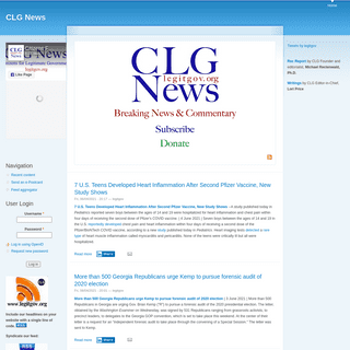 CLG News -