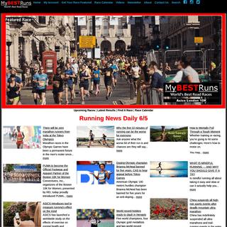 World Best Races - My BEST Runs - Following the World`s Best Races