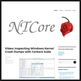 NTCore