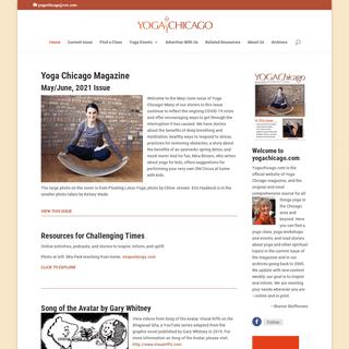 Yoga Chicago -