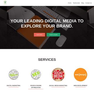 vanxas - Digital Marketing Company - PPC, SEO, SMM & Web Design