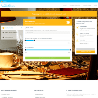 miratucarta.com – El lugar para encontrar restaurantes cerca de tu ubicación.