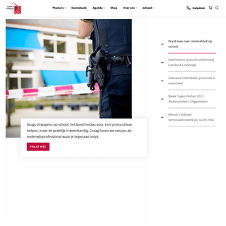 home - School en veiligheid