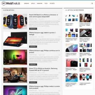 Webtrek- tecnologia, videogames a portata di mano!