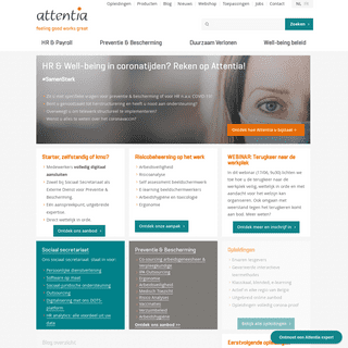 Attentia - HR & Well-being