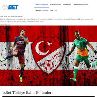 1XBET Türkiye • 1XBET Canlı maç izle ᐄ Spor bahisleri 1XBET