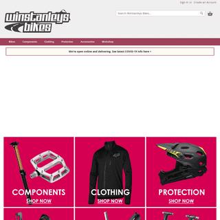 Winstanleys Bikes - Online Cycle Shop