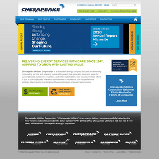 Chesapeake Utilities Corporation