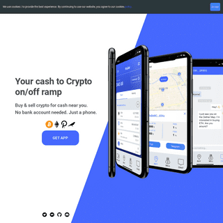 Dether - Buy and Sell Ether