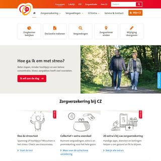 Zorgverzekering van CZ- ruime keuze en gratis zorgadvies - CZ