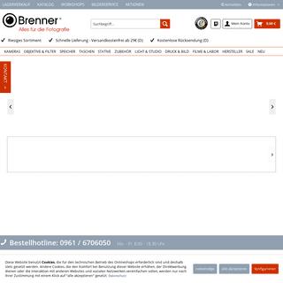Brenner - Alles für die Fotografie