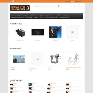 Paragliding Turkey - Online Satış