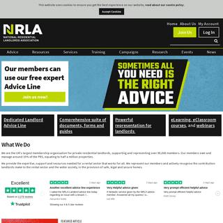 NRLA - The Home For Landlords
