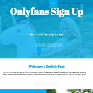 Onlyfans Sign Up – SIGN UP » Onlyfans » The Webs Best Onlyfans Sign Up Site