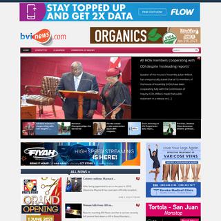 BVI News—News from BVI