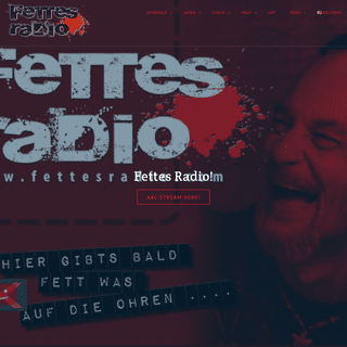 Fettes Radio – The Project Reloaded – 89..0 Digital