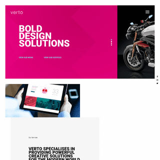 Verto - Web Design, Social Media & SEO Agency In Kettering
