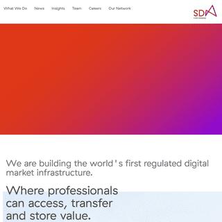 SIX Digital Exchange