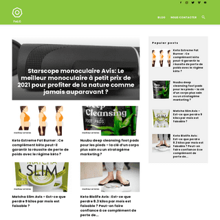 Homepage - FALC