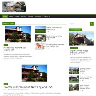 Virtual Vermont -