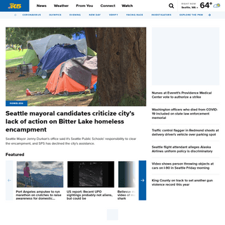 Seattle`s Leading Local News- Weather, Traffic, Sports and More - Seattle, Washington - king5.com