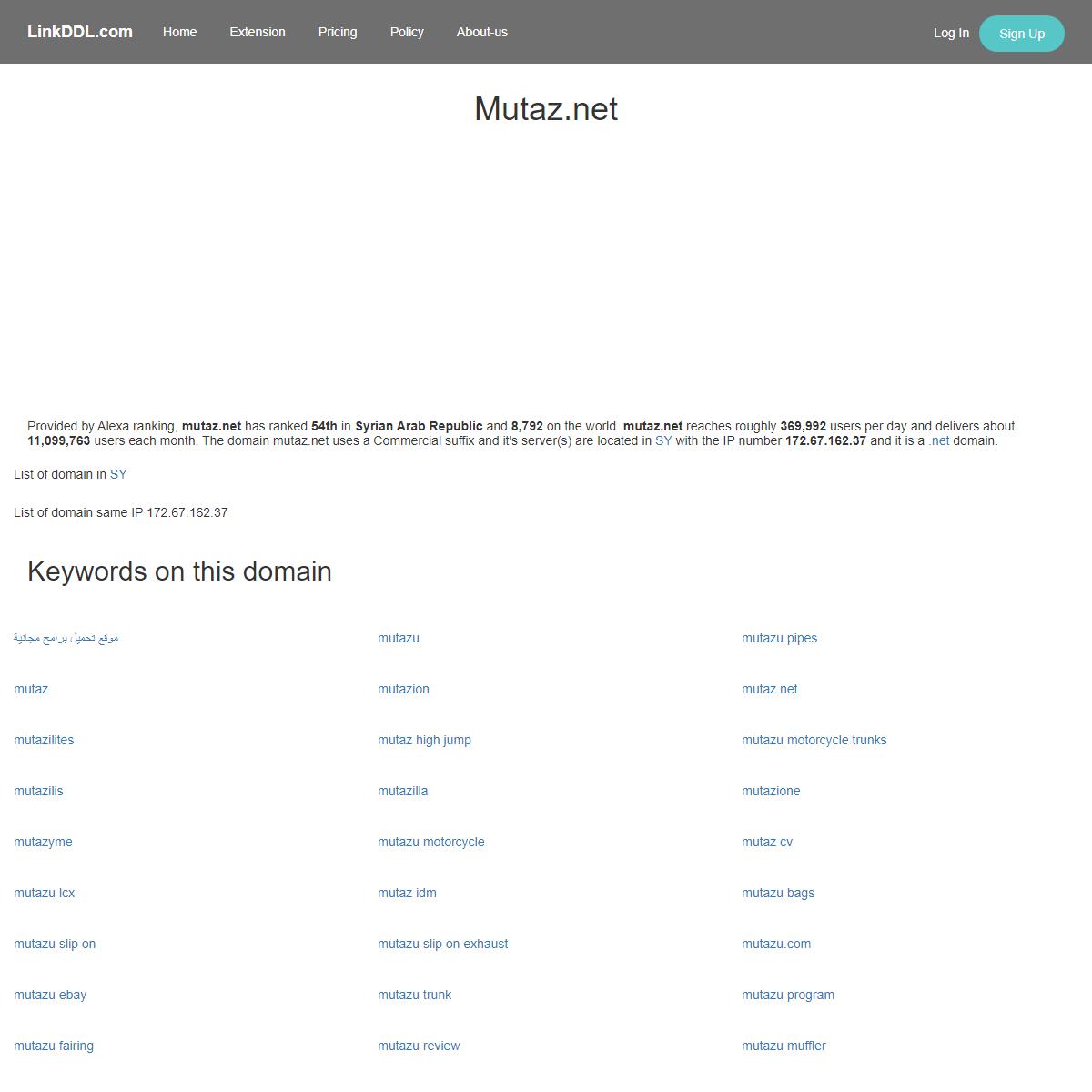 A complete backup of https://www.linkddl.com/site/mutaz.net