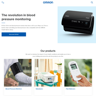 OMRON Healthcare Europe - Medical Devices and Healthcare Solutions