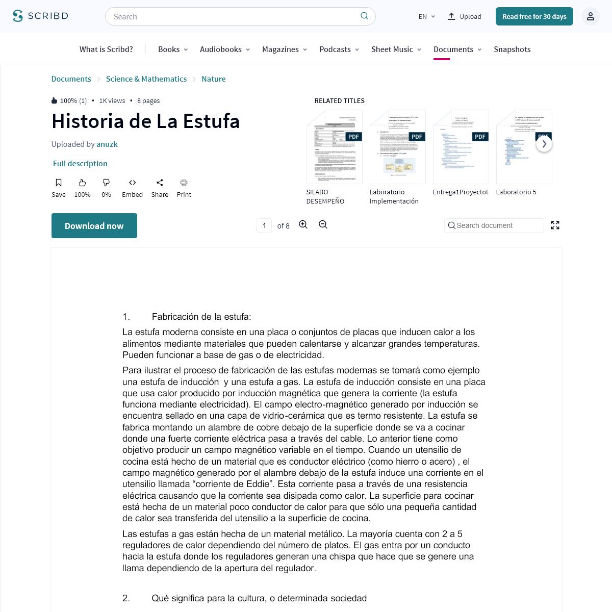 Historia de La Estufa - Estufa de cocina - Horno