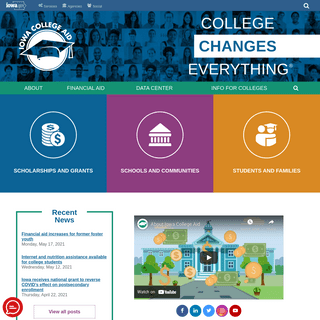 Iowa College Student Aid Commission - College Changes Everything®