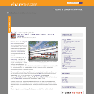 Share Theatre - sharetheatre.org