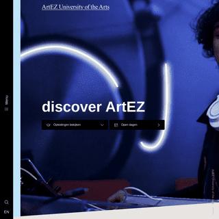 ArtEZ University of the Arts - Arnhem - Enschede - Zwolle
