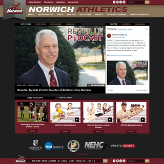 The Official Site of Norwich University Athletics - Norwich