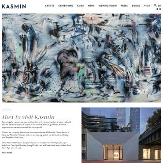 Kasmin Gallery